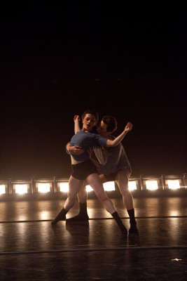 Choreography by Benoit-Swan Pouffer, Photo by Eduardo Patino