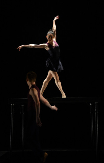 Choreography by Ray Mercer, Photo by Eduardo Patino