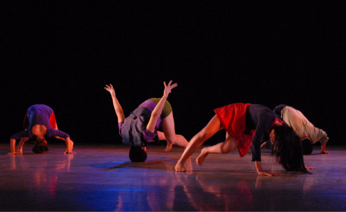 MMC Dance Department Performance