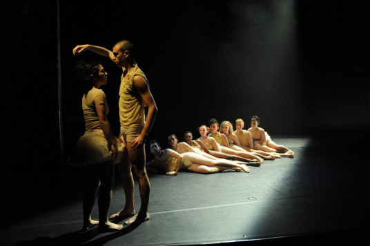 Choreography by Alessandra Prosperi, Photo by Eduardo Patino